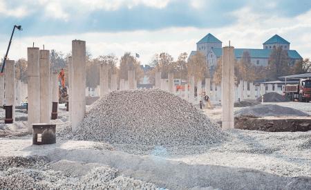 ekologinen rakennustyömaa